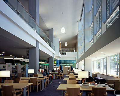 Public Library, Santa Monica - p8550666 by John Edward Linden
