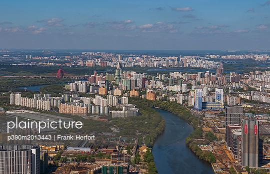 Moskau  - p390m2013443 von Frank Herfort