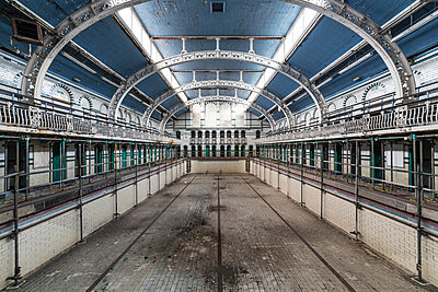 Abandoned swimming pool  - p1440m1497535 by terence abela