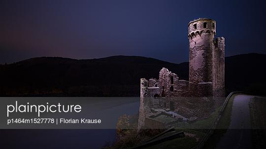 Burg Ehrenfels - p1464m1527778 von Florian Krause