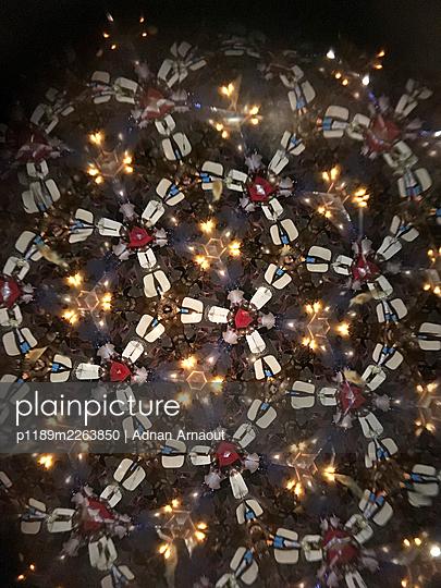 Kaleidoscope, pattern - p1189m2263850 by Adnan Arnaout