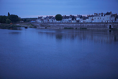 Loire River, Loire Valley, France - p5149882f by Doable