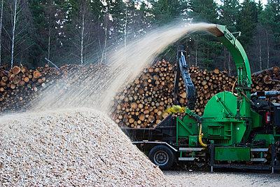 Forest industri Sweden - p5751593f by Marten Dalfors
