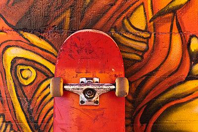 Skateboard - p2200884 von Kai Jabs