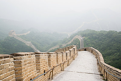 Great wall of china - p9247750f by Image Source