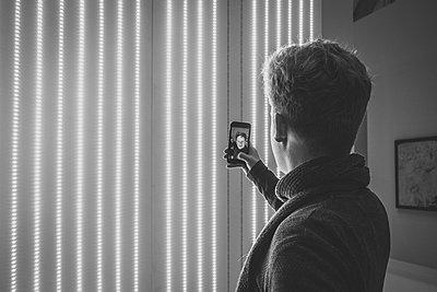 Selfie - p1345m2065696 by Alexandra Kern