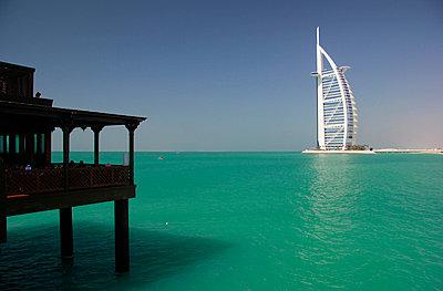 Burj Al Arab - p218m831538 by Sylvia Westermann