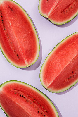 Watermelon - p1149m1146889 by Yvonne Röder