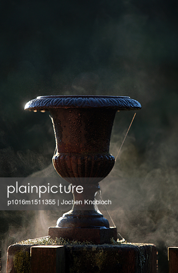 Decorative vase - p1016m1511355 by Jochen Knobloch