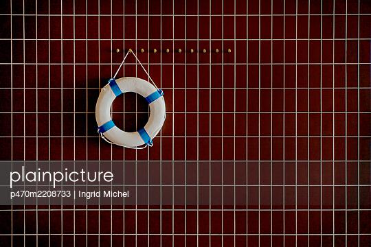 Rettungsring - p470m2208733 von Ingrid Michel