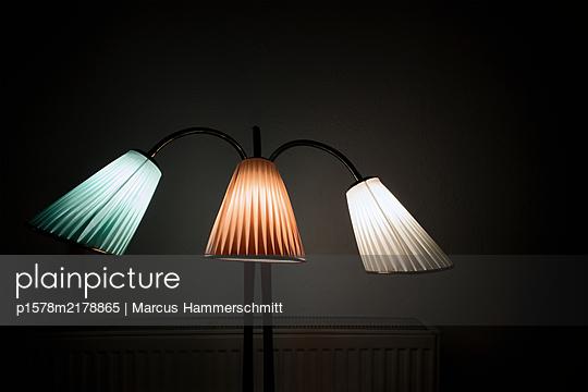 Altmodische Lampenschirme - p1578m2178865 von Marcus Hammerschmitt