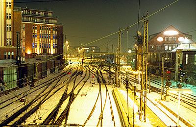 Hauptbahnhof Hamburg - p3470008 von Georg Kühn