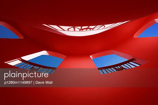 Untersicht - p1280m1149897 von Dave Wall