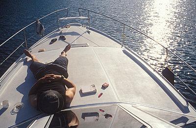 Motorboat - p0810156 by Alexander Keller