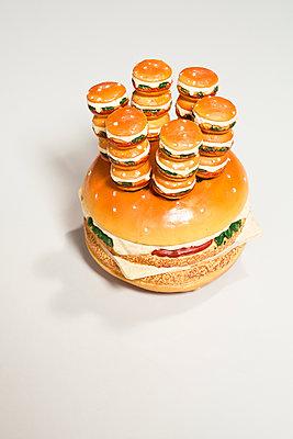 Hamburger - p1043m1183496 von Ralf Grossek