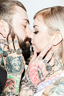 Inked Love - p930m1005203 by Phillip Gätz