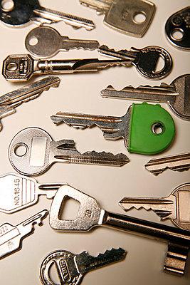 Schlüssel gefunden - p1650852 von Andrea Schoenrock