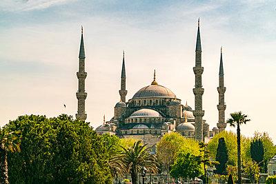 Sultan-Ahmed-Moschee - p1332m1502677 von Tamboly