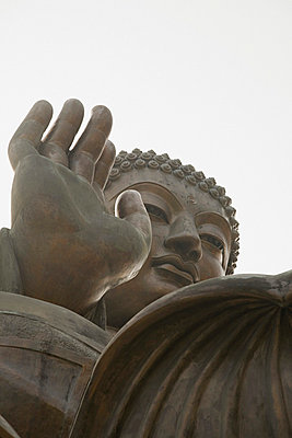 Tian tan buddha - p9248628f by Image Source