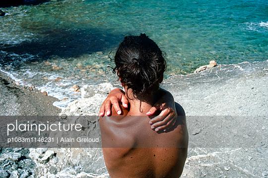 Schulterblatt - p1083m1146231 von Alain Greloud
