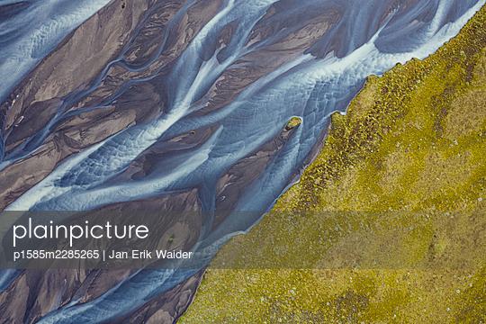 Overfloating land - p1585m2285265 by Jan Erik Waider