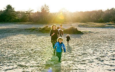 Familienausflug - p1132m971595 von Mischa Keijser