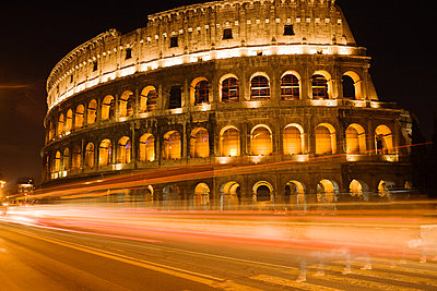 Colosseum rome - p9246025f by Image Source