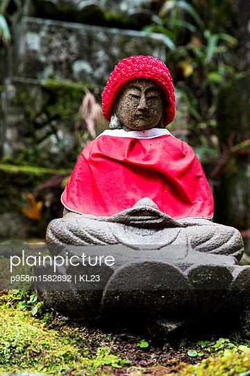 Buddha Statue - p958m1582892 von KL23