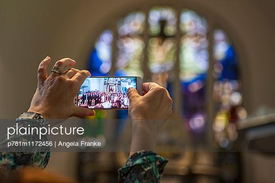 Abschlussfoto - p781m1172456 von Angela Franke