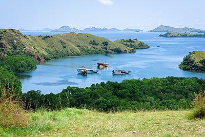 Padar Insel - p1273m1467563 von melanka