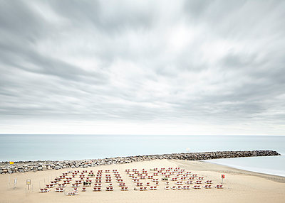 Beach - p729m1006850 by Matthias Schmiedel