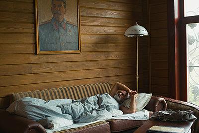 Grandfather - p1476m2026995 by Yulia Artemyeva