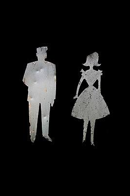 Mann und Frau - p450m966230 von Hanka Steidle