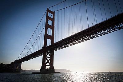 Golden Gate Bridge - p756m891564 von Bénédicte Lassalle