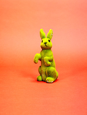 Easter bunny - p1462m2146344 by Massimo Giovannini