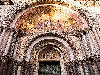 St. Mark's Basilica, Venice, Italy   - p4428060f by Design Pics