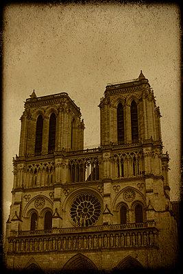 Notre Dame, Paris - p1028m2055492 von Jean Marmeisse