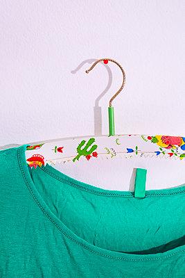 Clothes hanger - p1149m2284366 by Yvonne Röder