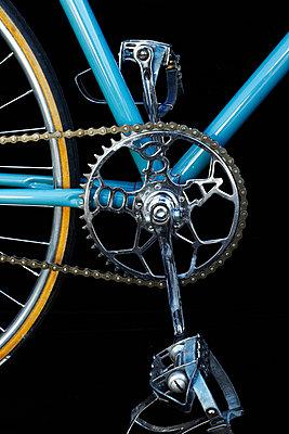 Fahrrad - p1205m1464491 von Horst Friedrichs