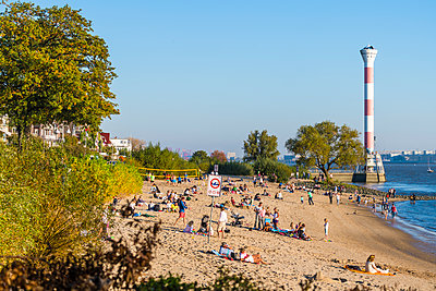 Strandleben - p488m2028066 von Bias