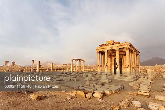 Syria, Homs, Palmyra, Palmyra
