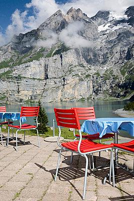 A lake in Switzerland - p3270232 by René Reichelt