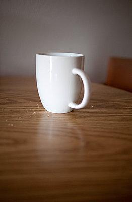 Kaffeebecher - p447m698482 von Anja Lubitz