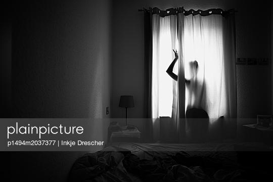the room - p1494m2037377 von Inkje Drescher