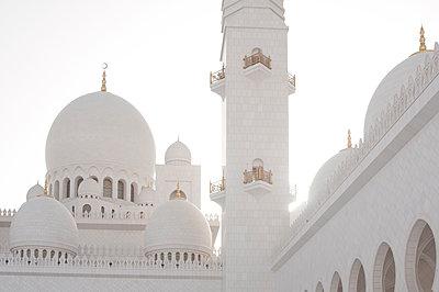 Scheich Zayed Moschee - p1273m1467594 von melanka