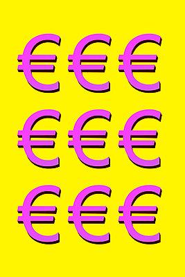 Euro - p1149m2027087 von Yvonne Röder