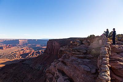 Canyon - p756m1584485 von Bénédicte Lassalle