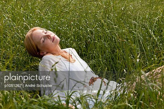 Sonne genießen - p1051267 von André Schuster