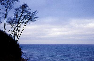 Steilküste und das Meer - p1780156 von owi