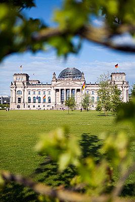 Reichstag - p1094m900160 von Patrick Strattner